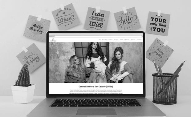 Sito Web Look Maker San Cataldo