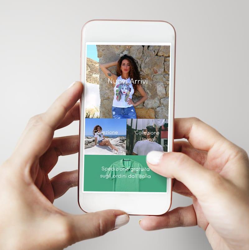Pedipedi Caltanissetta sito mobile